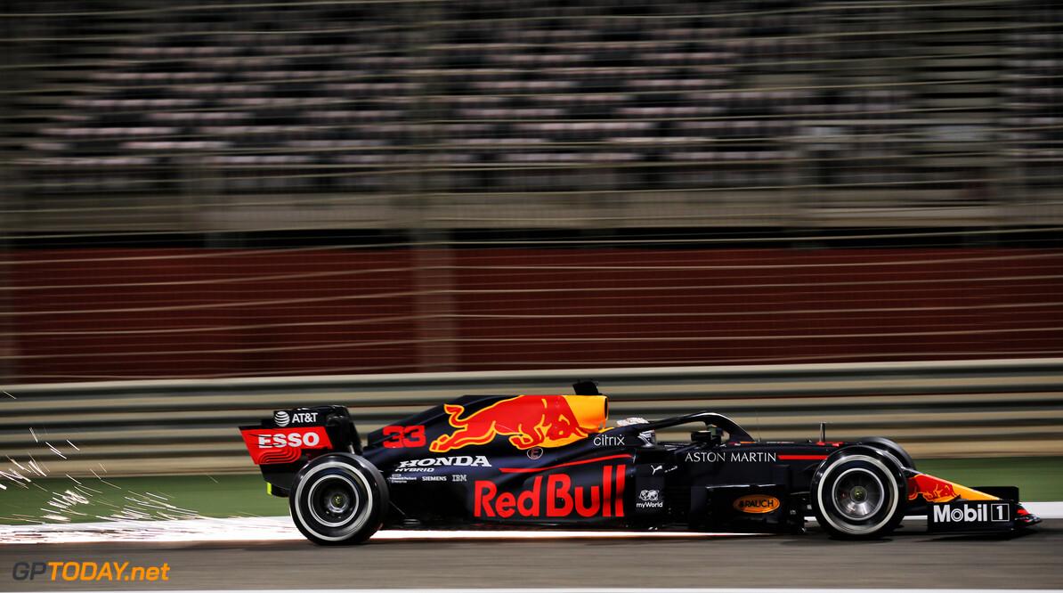 """Max Verstappen na P3: """"Morgen zal het niet makkelijk worden"""""""