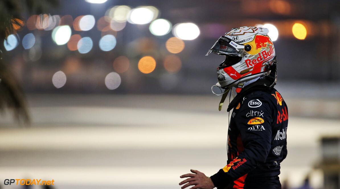 """Max Verstappen heeft respect voor Charles Leclerc: """"Ik wilde  schade voorkomen"""""""