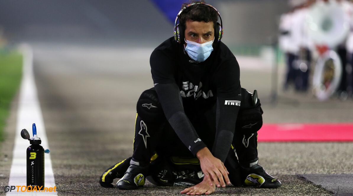 Daniel Ricciardo vindt overwinning Sergio Perez onbegrijpelijk