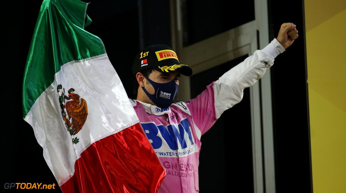 """Sergio Perez: """"In 2022 verandert er zoveel dat ik best een jaar kan toekijken"""""""