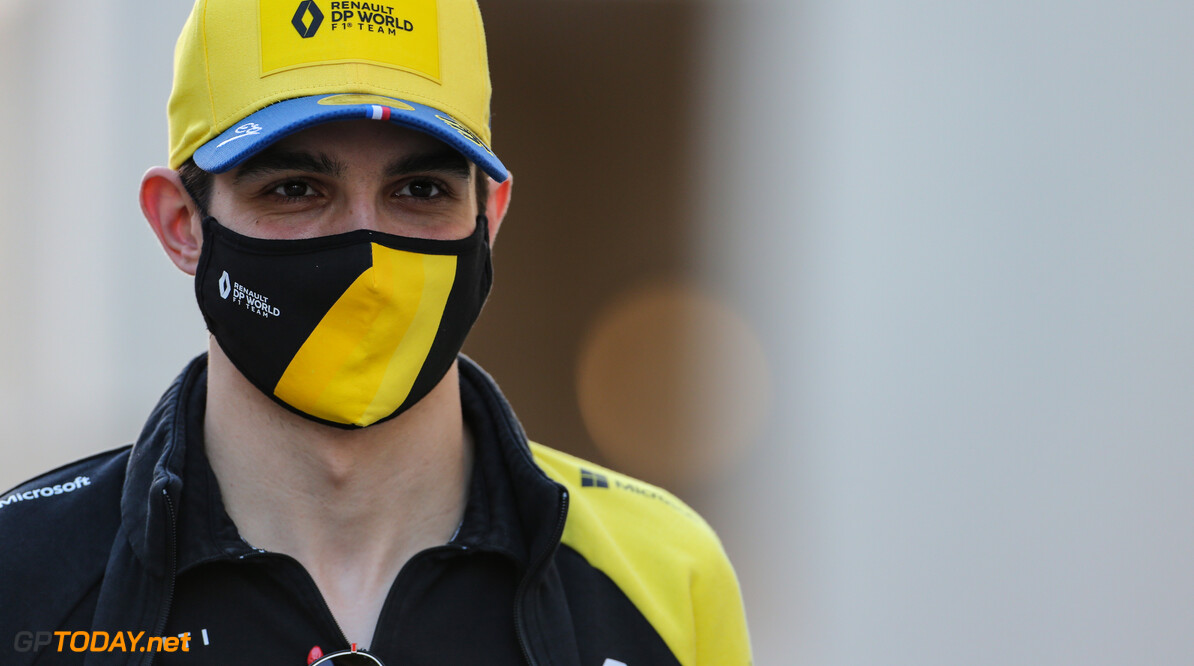Esteban Ocon maakt rallydebuut tijdens demorun voor Alpine