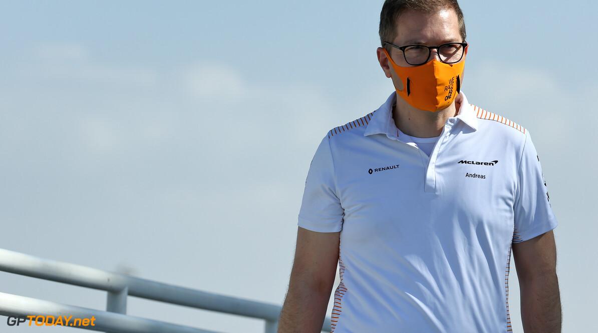 McLaren zelfverzekerd over dichten gat naar Mercedes