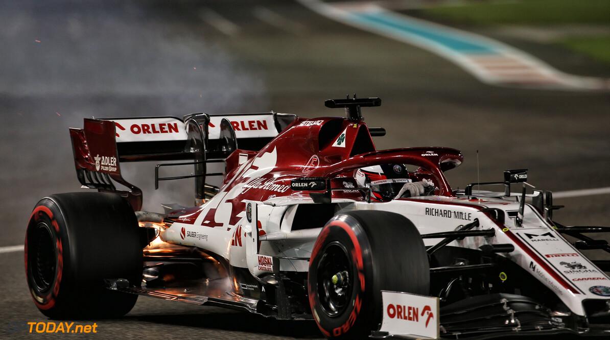 Alfa Romeo blijft voorlopig in Formule 1