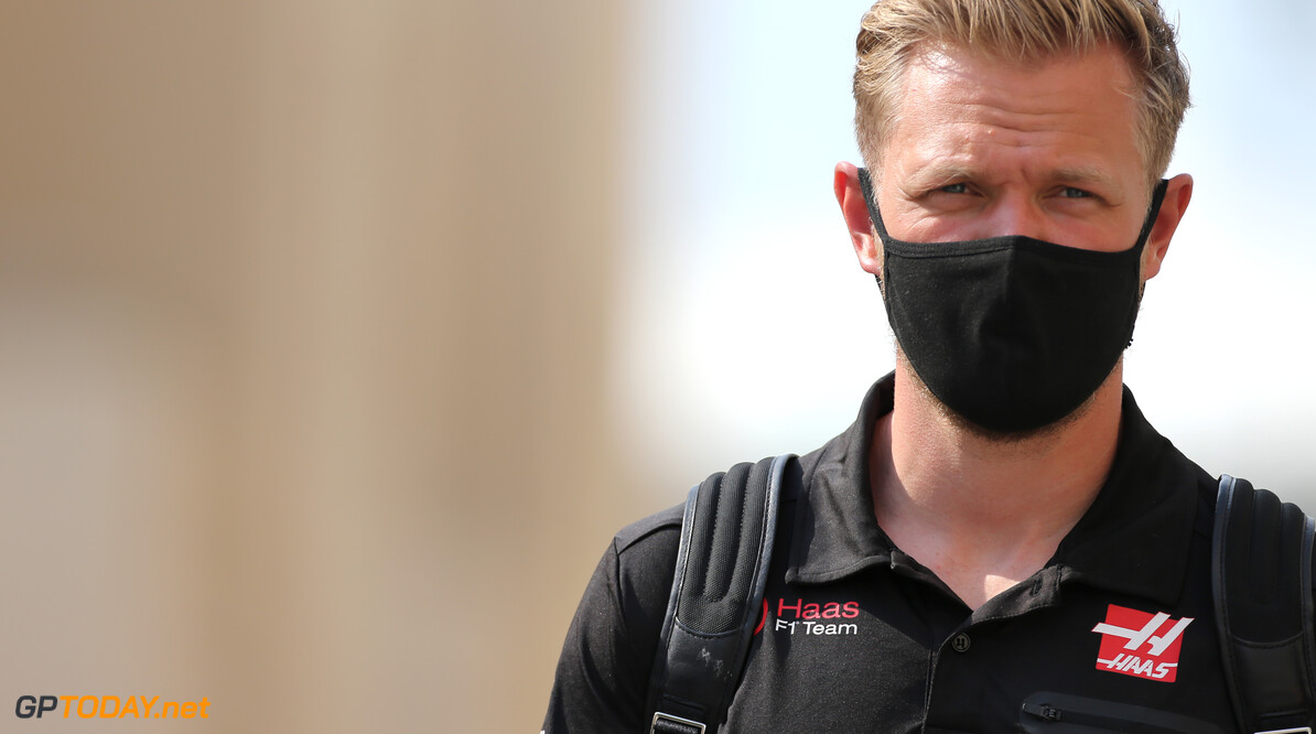 """Kevin Magnussen: """"Ik heb medelijden met Haas"""""""