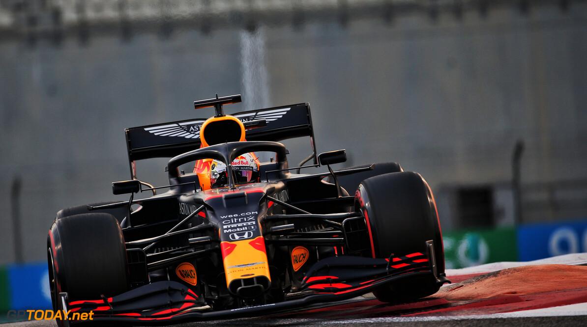 <b>Video: </b>Kijk mee aan boord van de RB16 tijdens Max zijn pole position-ronde!
