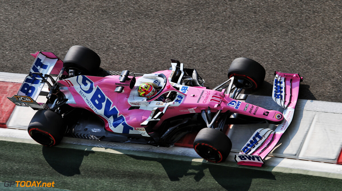 <b>Video:</b> Racing Point verder van P3 af na uitvalbeurt Sergio Perez