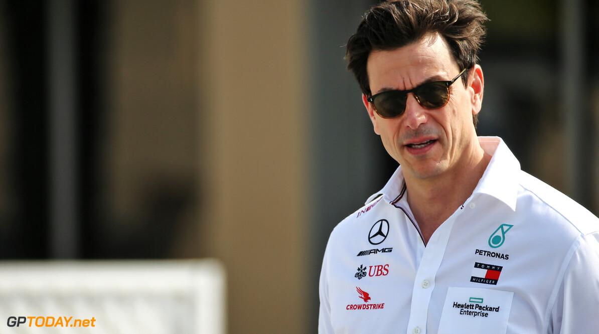 Toto Wolff weet nog niet wanneer hij stopt als Mercedes-teambaas