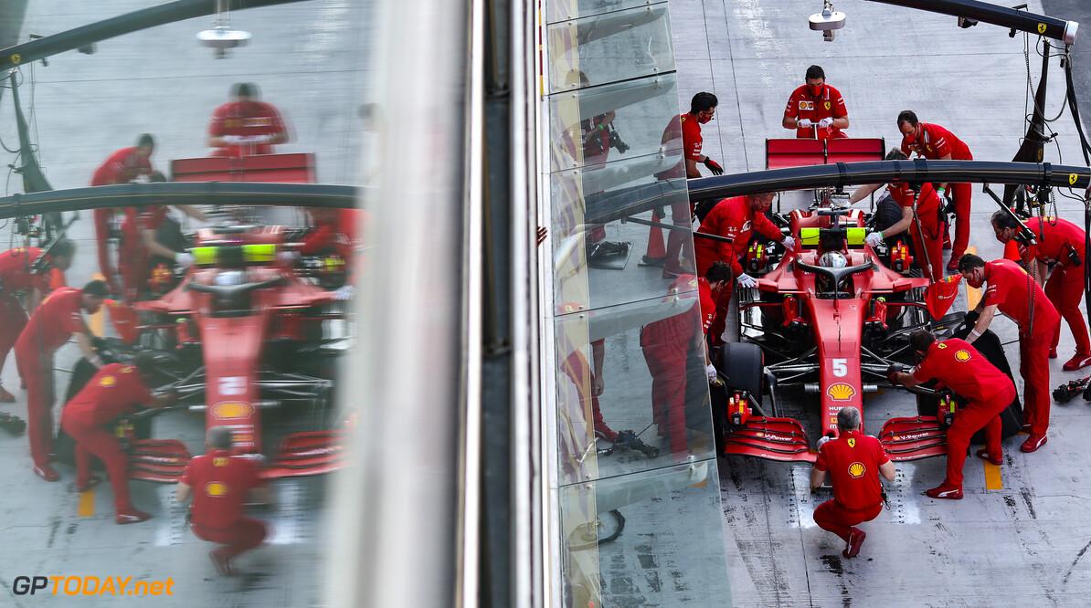 """Sebastian Vettel: """"Ben opgelucht dat ik Ferrari kan verlaten"""""""