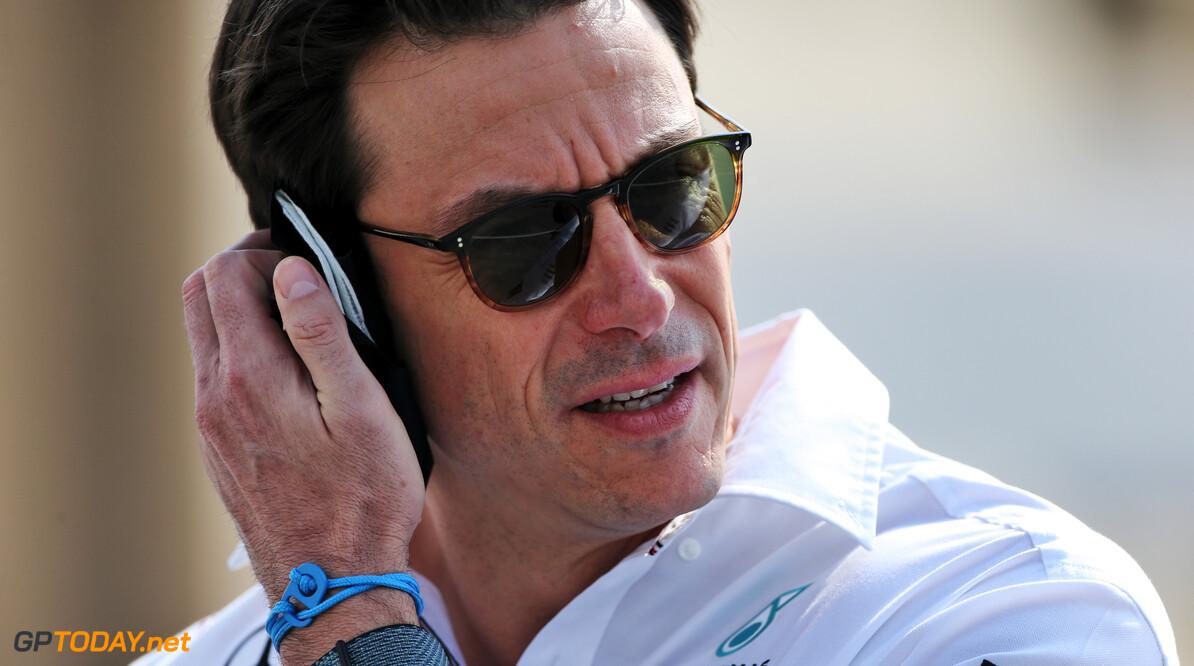 Toto Wolff gelooft dat McLaren en Ferrari 'mee kunnen doen' tijdens GP Portugal