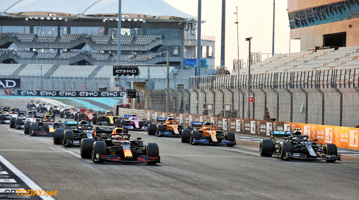 Plannen voor 'reversed grids' bij grof vuil, sprintraces in F1 een optie