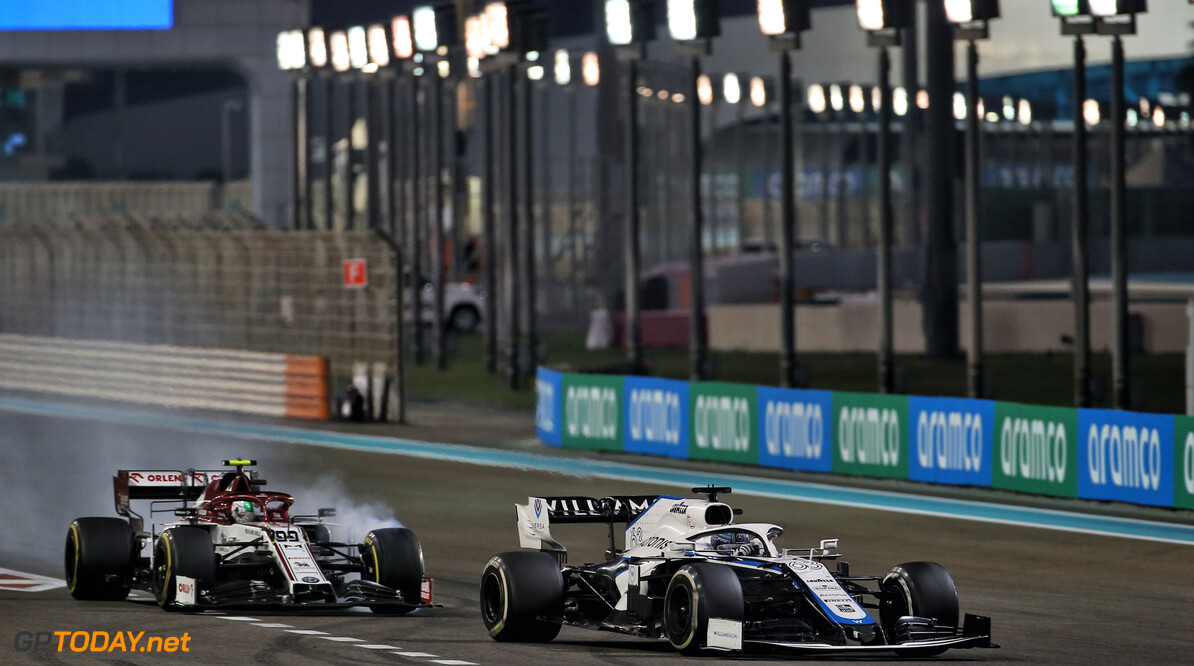 Russell wil in 2021 twee rivaliserende teams verslaan met Williams