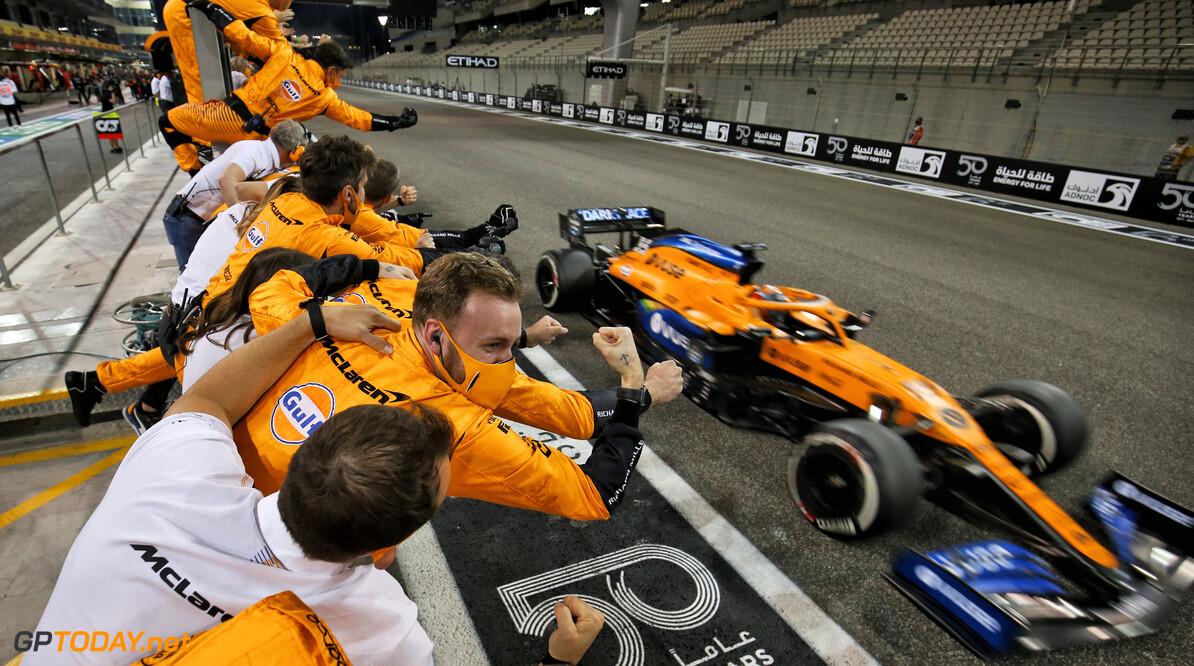 """McLaren: """"Als je geen problemen tegenkomt, ben je niet agressief genoeg"""""""
