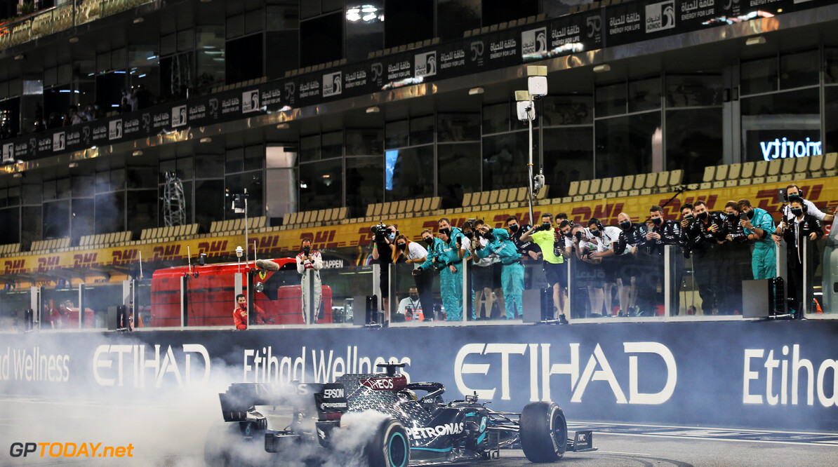 F1 Podcast nabeschouwing Grand Prix van Abu Dhabi