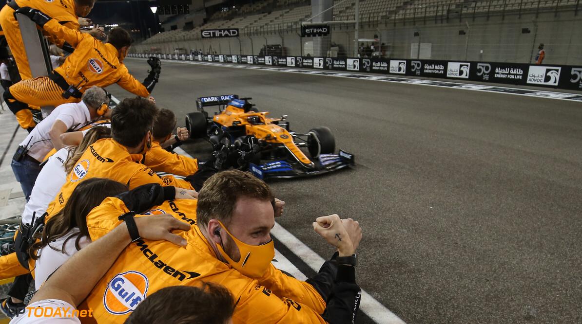 <b>LIVE: </b>McLaren onthult 2021-bolide