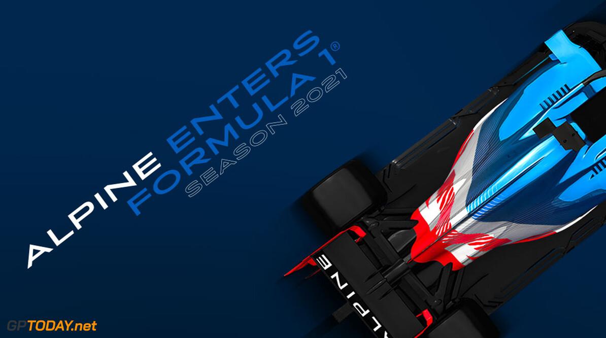 Renault presenteert donderdag plannen voor Alpine F1 Team