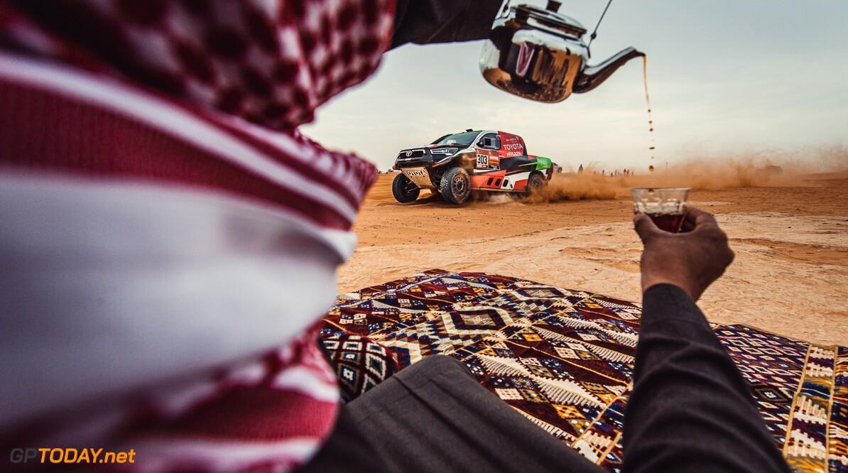 <b>Foto's:</b> De eerste week van Dakar 2021