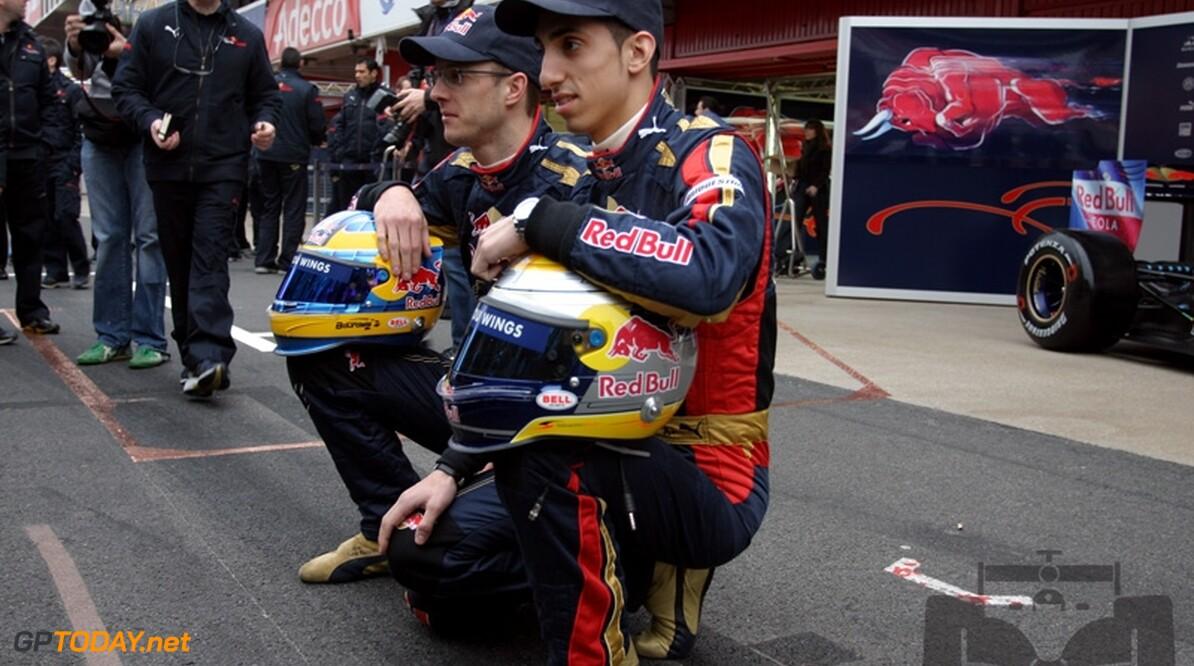 Buemi grootste kanshebber voor stoeltje bij Toro Rosso