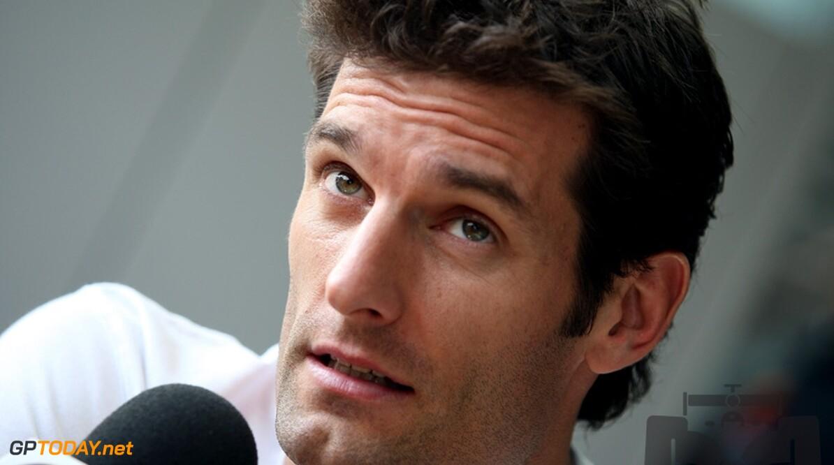 """Webber: """"Ik ben ruim op tijd fit voor eerste race 2009"""""""