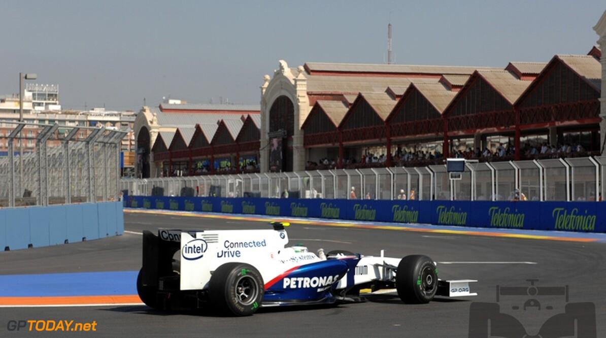 Williams zit achter BMW Sauber-sponsor Petronas aan