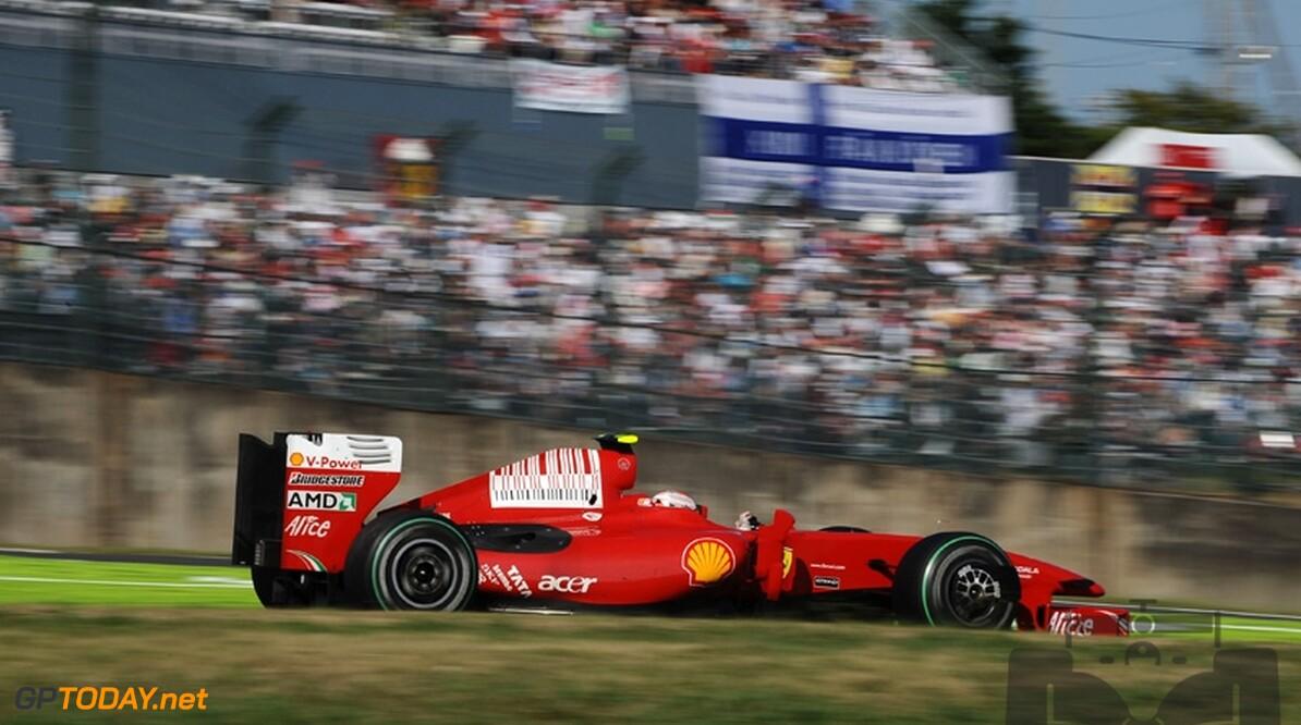 """Raikkonen: """"Hopelijk sluit ik mijn Ferrari-periode met iets moois af"""""""