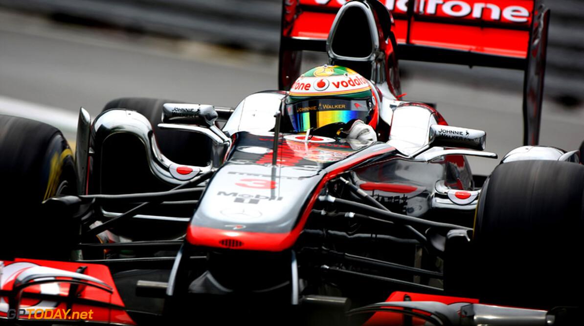Lewis Hamilton noemt nieuw contract bij McLaren waarschijnlijk