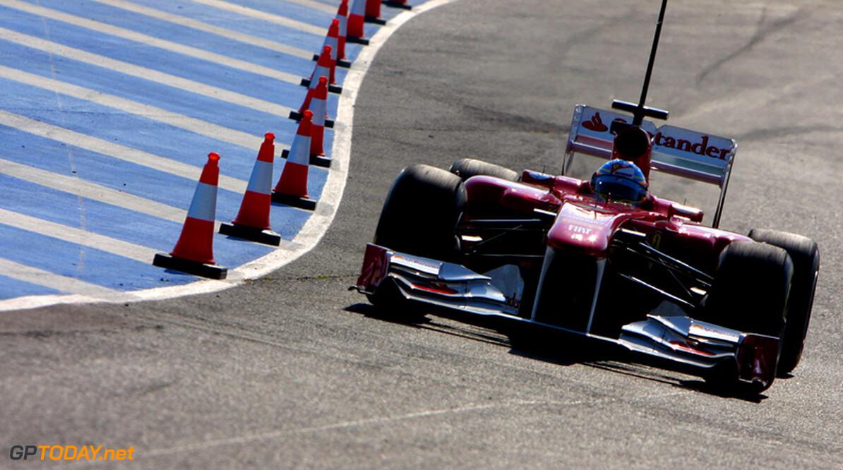 Alonso onder de indruk van betrouwbaarheid nieuwe Ferrari
