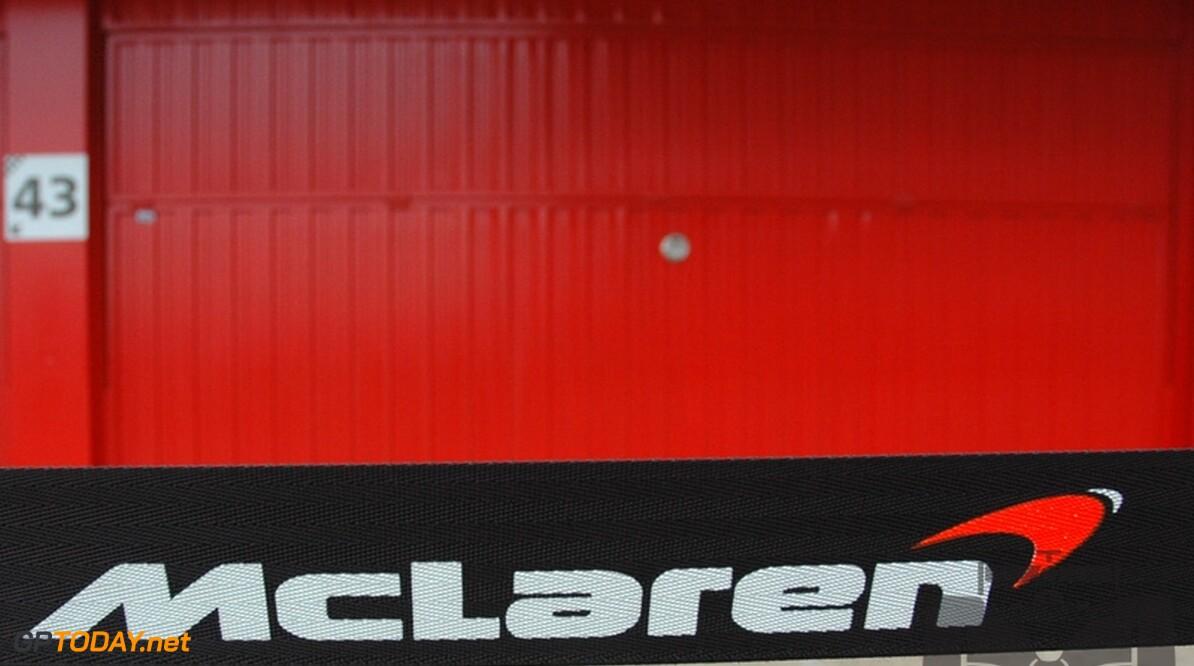 KERS bij McLaren nog 18 kilo te zwaar