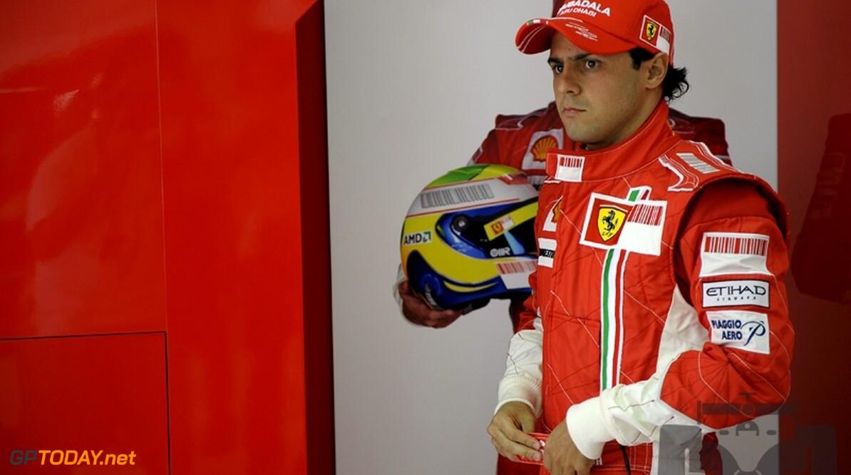 Massa rekent op sterke Ferrari F2008 in China