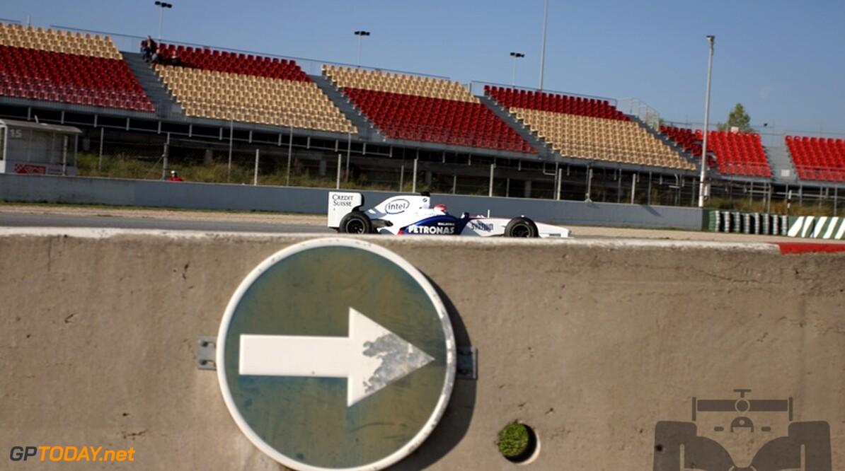 Lauda verwacht sterker BMW Sauber in 2009