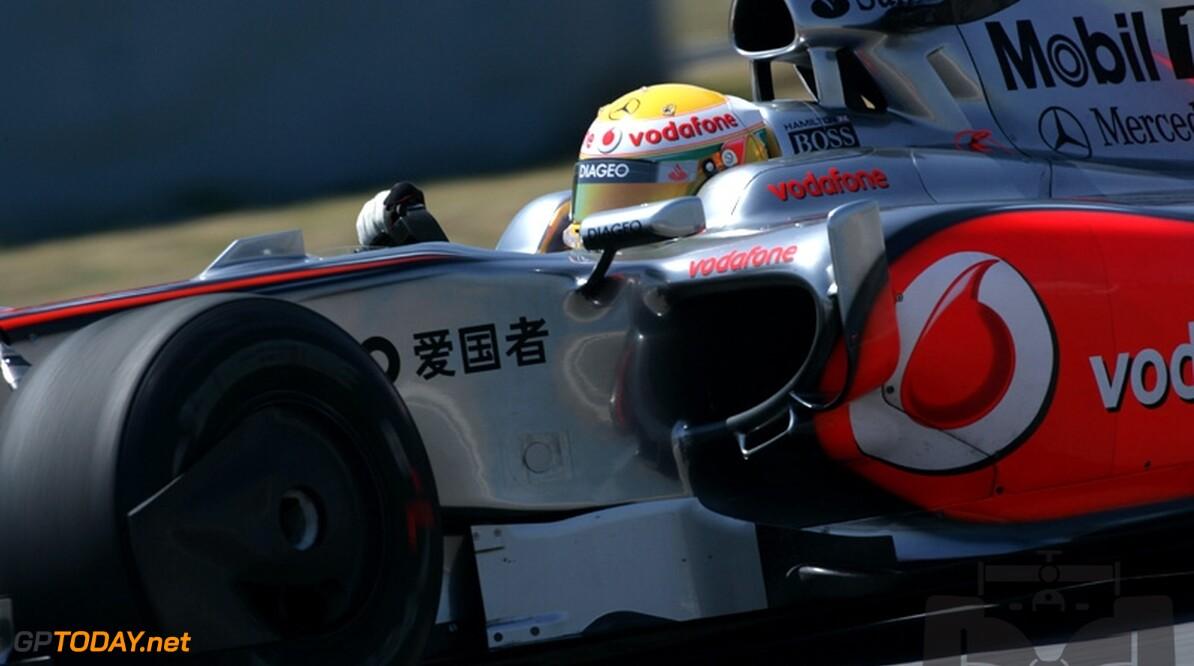 VT2: McLaren bepaalt het tempo op de Hungaroring