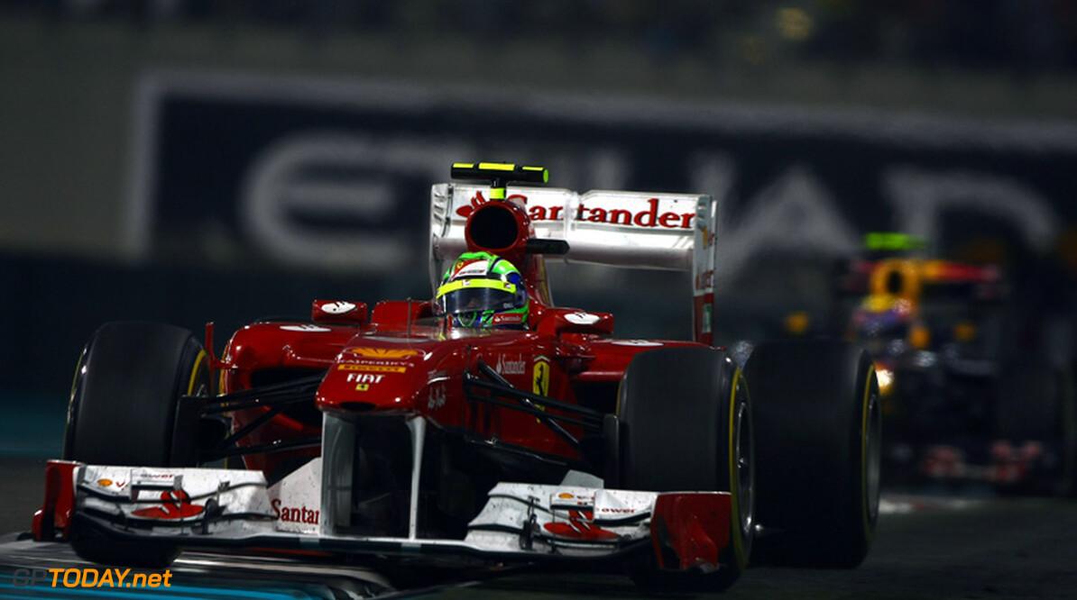 Massa adviseert Yas Marina Circuit om bocht 7 te verbreden