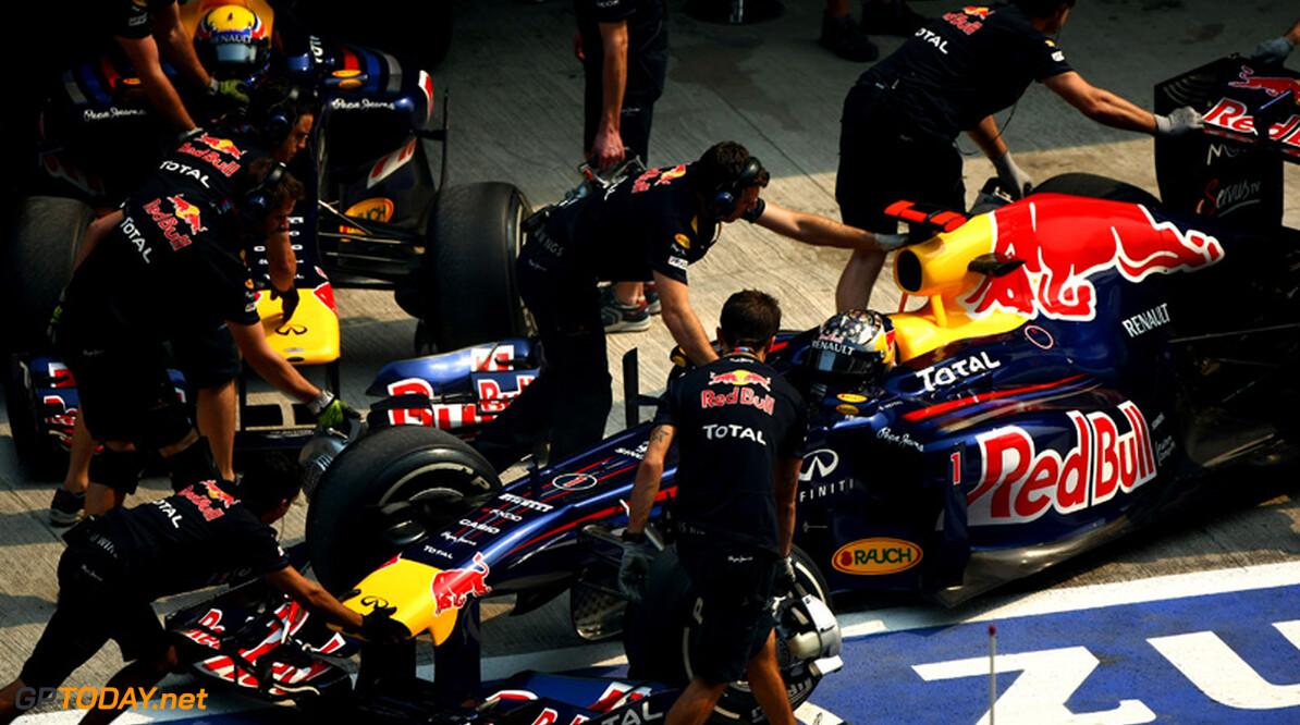 Mark Webber wil geen hulp van Vettel in de race