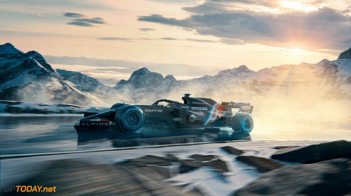 Renault-baas mikt op 'een of twee zeges' met Alpine in 2022