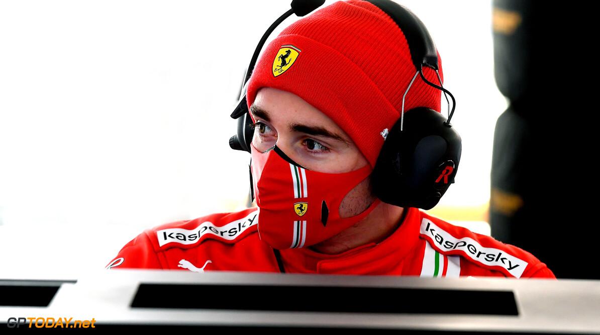 F1 TEST FIORANO - MARTED? 26/01/21 - CHARLES LECLERC  F1 TEST FIORANO - MARTED? 26/01/21 - CHARLES LECLERC  credit: @Scuderia Ferrari Press Office F1 TEST FIORANO - MARTED? 26/01/21 (C) FOTO COLOMBO IMAGES FIORANO ITALIA