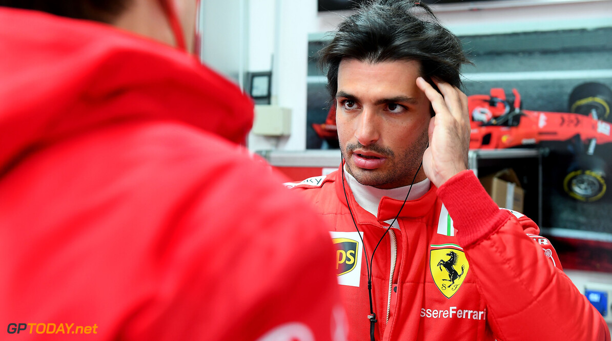 F1 TEST FIORANO - MERCOLED?  27/01/21 F1 TEST FIORANO - MERCOLED?  27/01/21 - CARLOS SAINZ  