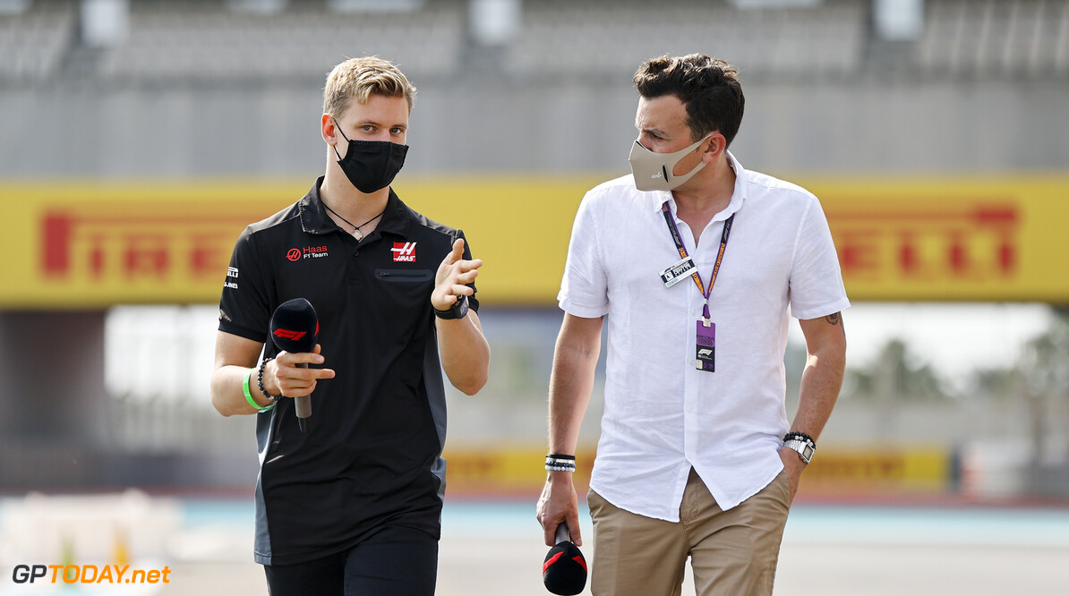 Ecclestone ziet overstap van Schumacher naar Alfa Romeo wel zitten