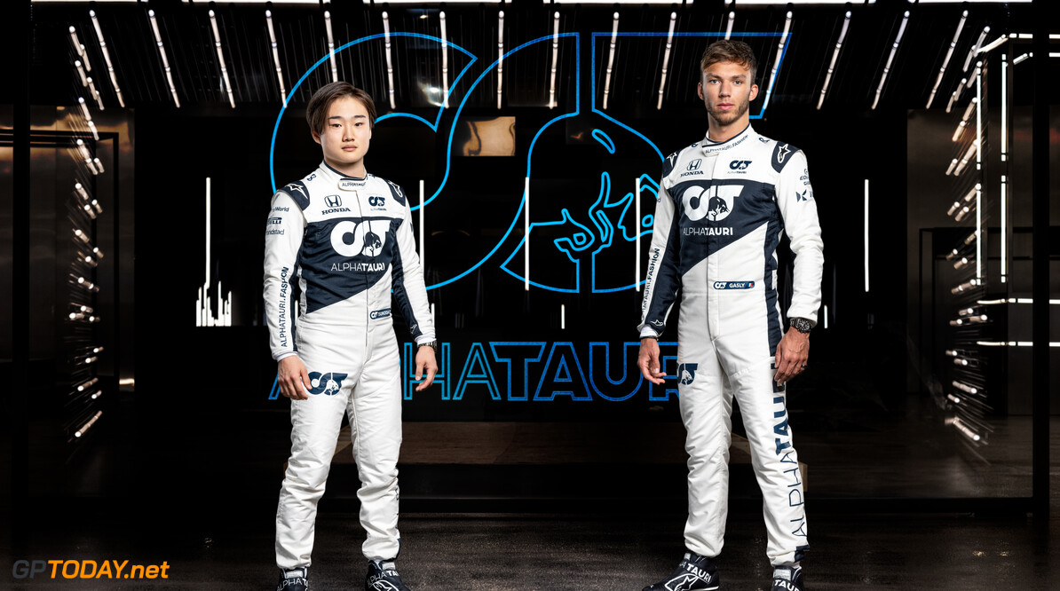 <b>Video:</b> Pierre Gasly en Yuki Tsunoda over de AlphaTauri AT02