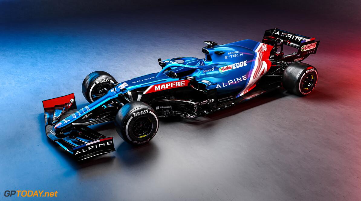 Alpine presenteert nieuwe A521 met enige 'GP2-connection' vertraging