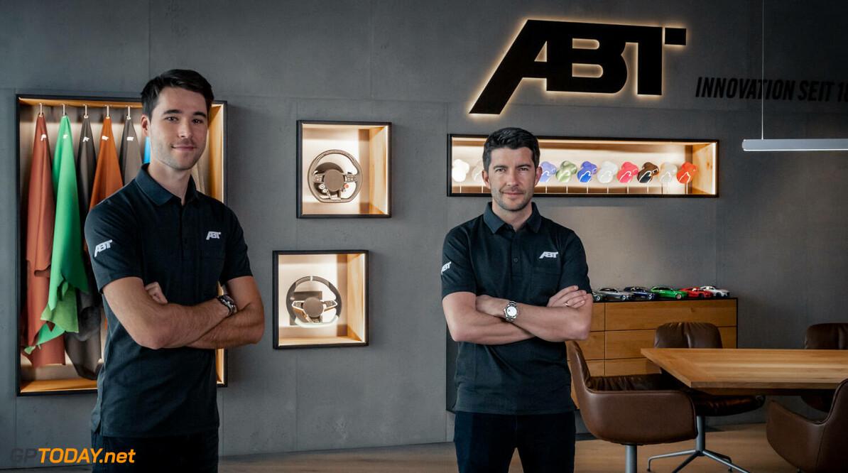 Rockenfeller en Van der Linde namens Abt in DTM dit jaar