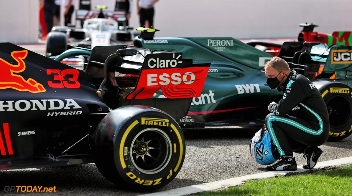 Direct problemen bij Mercedes in Bahrein door versnellingsbak