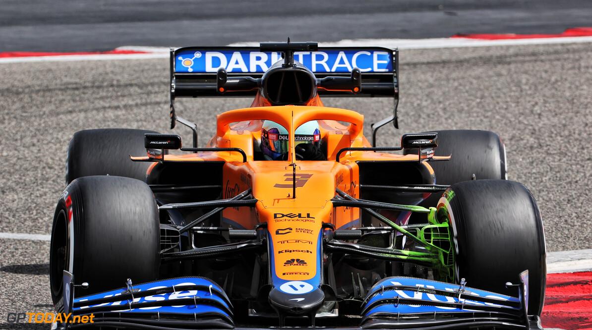Ochtend Update Bahrein: Ricciardo snelste voor Gasly en Verstappen