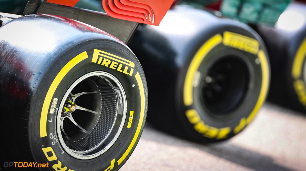 Pirelli ziet drie verschillende soorten asfalt op Zandvoort