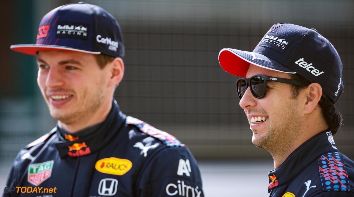 """Perez over Red Bull-debuut: """"Pas dan kan ik het maximale uit de RB16B halen"""""""
