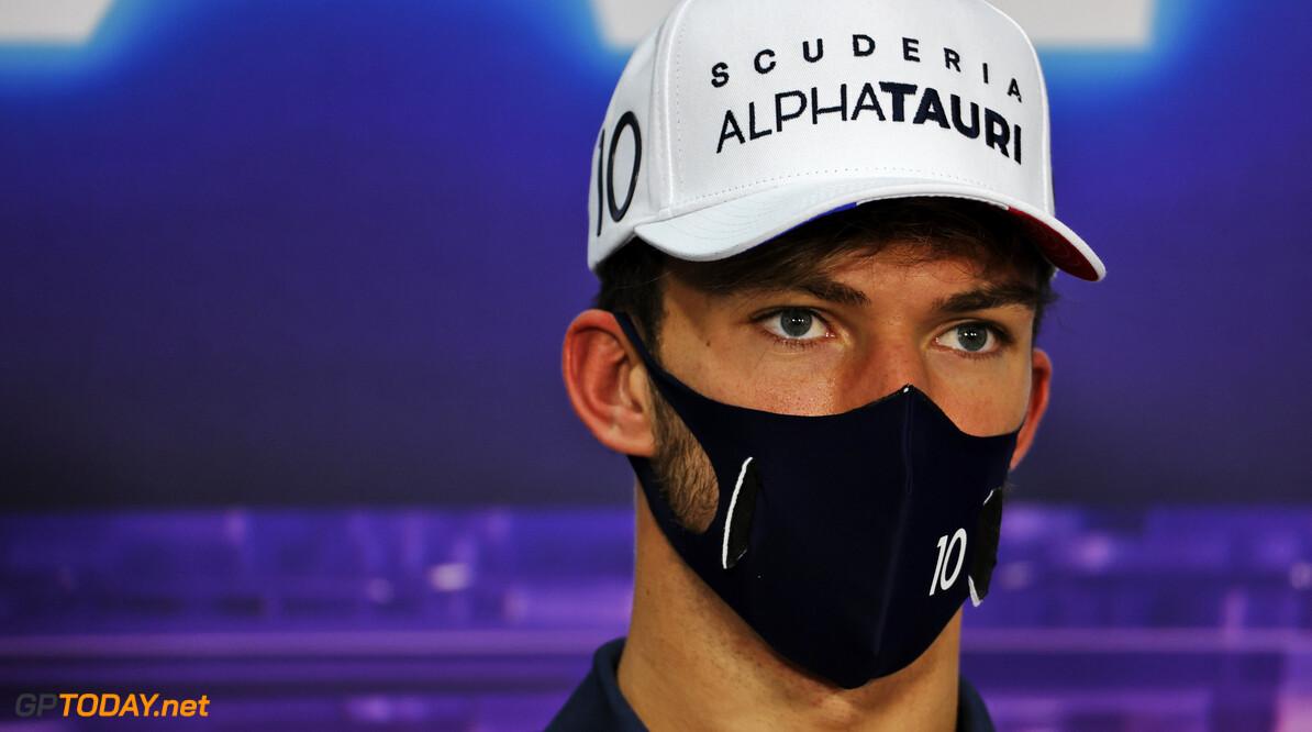"Pierre Gasly: ""Ferrari hield hun ware snelheid goed verborgen"""