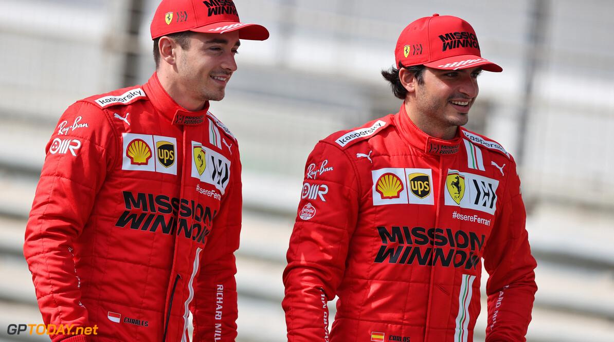 """Leclerc: """"Ik breng meer tijd door met Sainz dan ik met Vettel deed"""""""