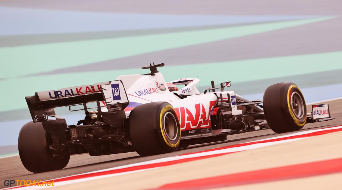 """Haas F1: """"Een of twee puntjes dit jaar al een fantastisch resultaat"""""""
