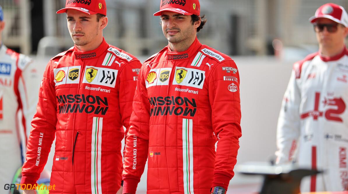 <b>Video:</b> Hoe goed kennen de Ferrari-coureurs elkaar?