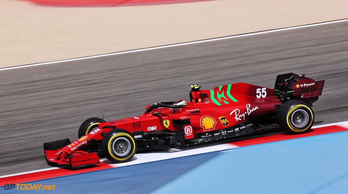 <b>Video:</b> Ferrari blikt terug op de drie testdagen in Bahrein