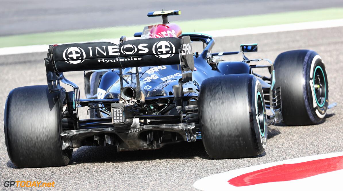 "F1-expert: ""Mercedes wil dezelfde achterkant als Red Bull met hoge rake"""
