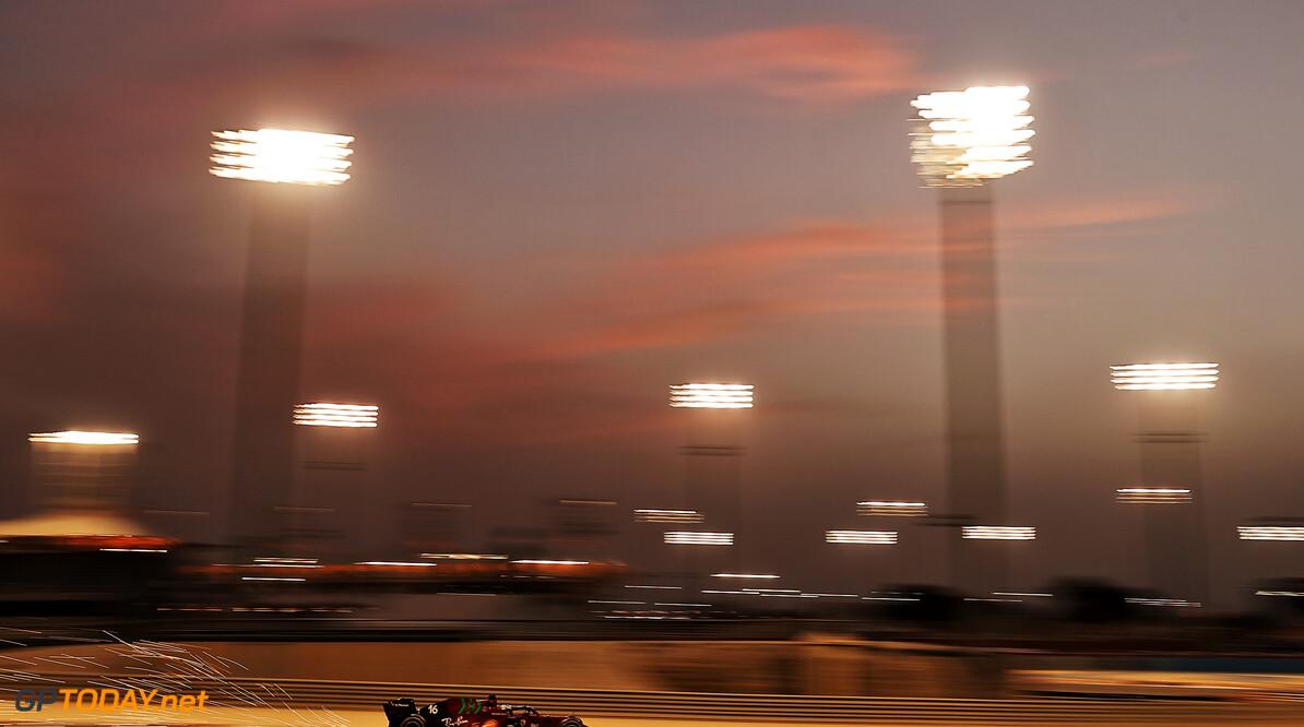 <b>Testdag 2 Bahrein</b>: Bottas nipt voor Gasly en Stroll, Perez verliest Red Bull engine cover